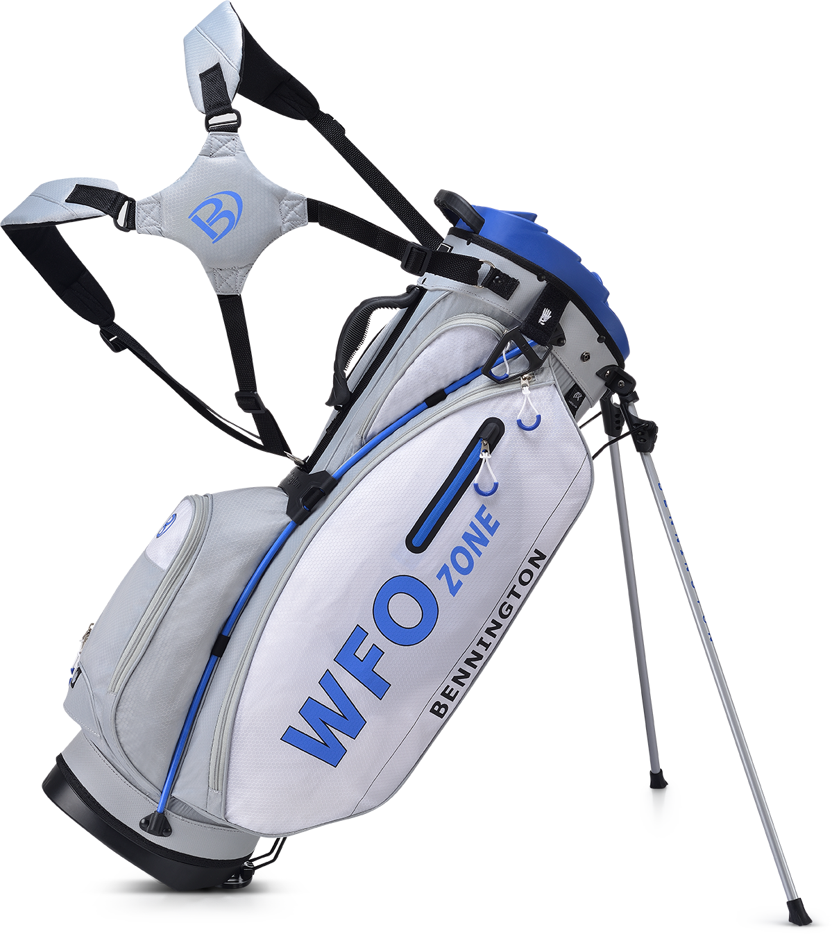 Bennington Golfwfo Zone Stand Bag Europe Only